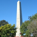 Bunker Hill on Boston's Freedom Trail
