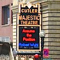 Cutler Majestic Theater in Boston MA