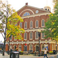 Faneuil Hall in Boston - Freedom Trail site