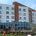 Renaissance Hotel next to Gillette Stadium