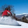 New England ski areas near Boston