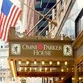 Omni Parker House Hotel in Boston Massachusetts