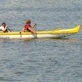Run of the Charles kayak and canoe races in Boston, Massachusetts
