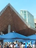Boston Trolley Tour Stop: New England Aquarium