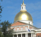 Massachusetts State House - Charles Bulfinch design
