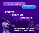 Boston concert tickets