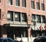 Club Quarters Hotel in Downtown Boston