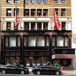 Fifteen Beacon Hotel, near King's Chapel on the Boston's Freedom Trail