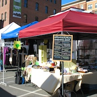 SoWa Market in Boston's South End