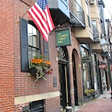 Charles Street Inn in Boston's Beacon Hill