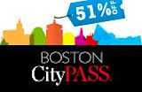 CityPASS Boston discount card at www.boston-discovery-guide.com
