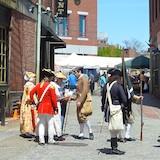 Boston's Historic Downtown