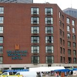 Millennnium Bostonian Hotel near Boston's Freedom Trail and Haymarket