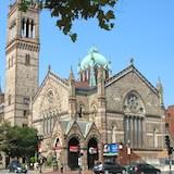 Old South Church in Boston's Copley Square