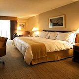 Photo of room at the Radisson Hotel Boston