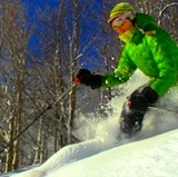New England ski vacation resorts near Boston