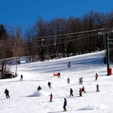 Where to ski near Boston during Christmas holidays