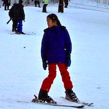 Photo of skiing at Nashoba Valley Ski Area