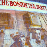 Boston Tea Party Begins