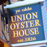 Union Oyster House near Boston's Haymarket
