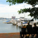 Photo of Boston's Harborwalk