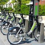 Boston's Hubway bike share system