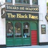 Black Rose, Boston Irish pub featuring live Celtic music