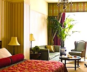 New Year's Eve package at Langham Hotel in Boston MA