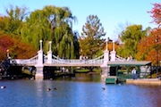 Boston parks, gardens, waterfront, beaches