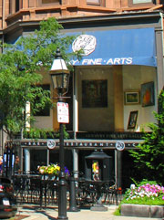 art galleries Boston - Newbury Fine Arts