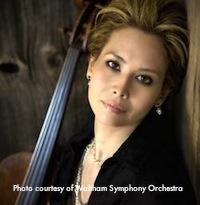 Soran Sophia Lee with Waltham Symphony Orchestra