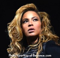 Beyonce concert in Boston July 17 2013