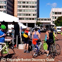 Mayors Cup Bike Races in Boston - September Event