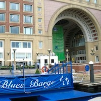 Blues Barge at Boston Harbor Hotel