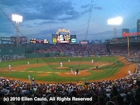 Boston events for September include Boston Red Sox games