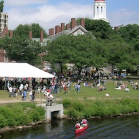 Cambridge River Festival - photo by