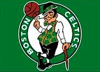 Photo of Boston Celtics playing at TD Garden