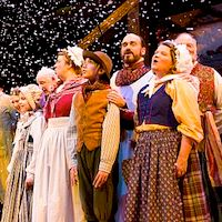 Christmas Revels in Harvard's Sanders Theater 2013