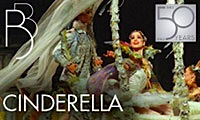 Boston Ballet's Cinderella tickets