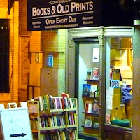 Commonwealth Books in Boston's Downtown Crossing
