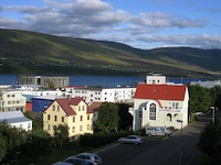 Photo of Akureyri, Iceland