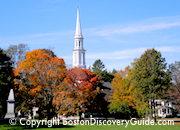 Best Boston Fall Foliage Tours
