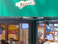 Taste okf Faneuil Hall - photo of Cheers
