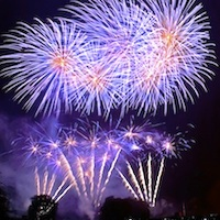 Boston Labor Day Events - Fireworks!
