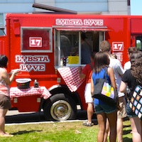 Schedule for Boston Food Truck Festivals