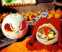 Fort Point Channel Carved Pumpkin Contest