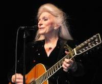 Judy Collins in concert in Boston