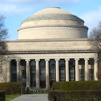 Photo of Massachusetts Institute of Technology in Cambridge, MA