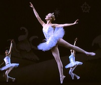 The Nutcracker at Boston's Opera House - schedule information
