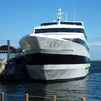 Photo of Odyssey Cruise Ship in Boston